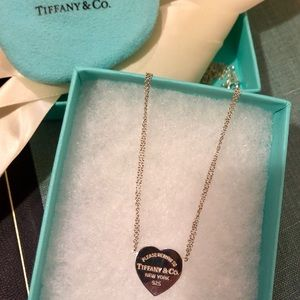 Return to Tiffany Double Chain Necklace